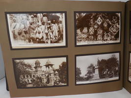 British Army Photo Album + Postcards India/Afghanistan & Frontier 1920's... - $425.00