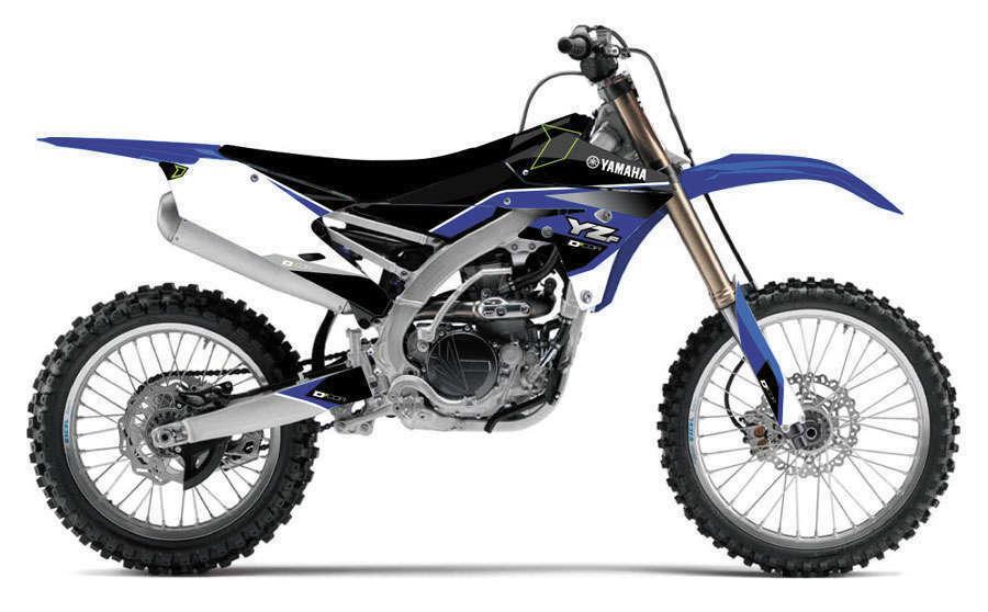 D'COR Yamaha Raceline Graphic Kit White 20-50-125 see List - $129.95