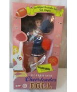 1992 Auburn University AL Collegiate Sports Cheerleader Doll with Diploma  - $29.69