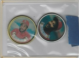 1987 1988 Topps Coins Ozzie Smith Cardinals - $1.28