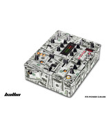 Skin Decal Wrap for PIONEER DJM-400 DJ Mixer CD Pro Audio DJM400 Parts -... - $34.61