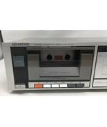 Kenwood Stereo Cassette Tape Deck Model KX-41 Dolby Technology Made in J... - $186.99