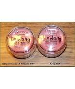 2 x Jordana InColor Lip Jelly Juicy Tints  #04 Strawberries & Cream   FR... - $5.95