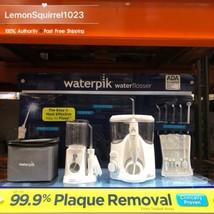 NEW IN BOX Waterpik Ultra Plus Nano Water Flosser Combo Pack. 2-Yearwarranty - $120.78