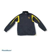 Nike Mens Fit Dry Full Zip USC Trojans Jacket Black Large  - $35.63