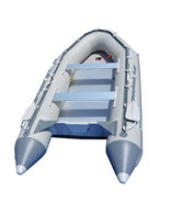 BRIS 12.5ft Inflatable Boat Inflatable Dinghy Rescue & Dive Raft Fishing... - $1,349.00