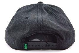 Nickelodeon Teenage Mutant Ninja Turtles Attack Textured Bill Snapback Cap Hat image 4