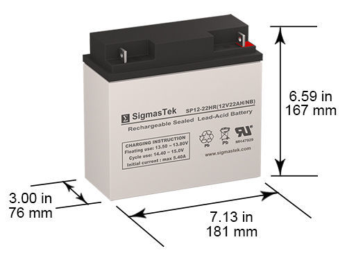 Origin Battery OR-12220HR NB Battery Replacement by Sigmastek