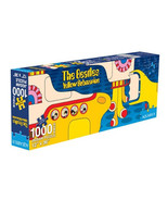 The Beatles Yellow Submarine Collage 1000 Piece Slim Jigsaw Puzzle, NEW ... - $19.30