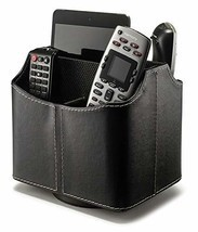 Stock Your Home Remote Control Holder 360 Degree Spinning Desk Organizer... - $33.09 CAD