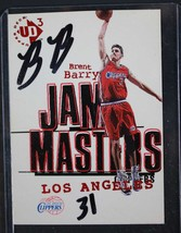 Brent Berry Signed Autographed Upper Deck Basketball Card - Los Angeles ... - £3.78 GBP