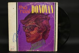 """Donovan Signed Autographed """"The Real Donovan"""" Record Album - $29.99"""