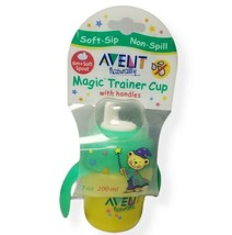 New in Box Philips AVENT Naturally Magic Trainer Cup with Handles Sippy ... - $29.69