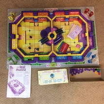 Mall Madness Electronic Board Game Milton Bradley Working 2005 99.9% Complete - $26.50
