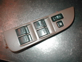 1997 Toyota Corolla master power window switches brown - $39.60