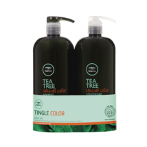 Paul Mitchell Tea Tree Special Color Shampoo, Conditioner Liter Duo - $38.08