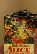 Walt disney alice in wonderland bag - $20.43