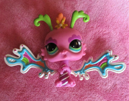 Littlest Pet Shop Soaring Skies Fairy  Pink with Pearly Rainbow Wings # 2795 - $3.95