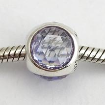Authentic Pandora Radiant Droplet, Lavender CZ 792095LCZ, New - $48.44