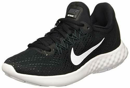 Primary image for WOMEN'S NIKE LUNAR SKYELUX RUNNING SHOES BLACK / WHITE 855810 001 Multiple Sizes