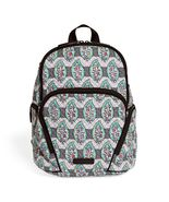 Vera Bradley Quilted Signature Cotton Hadley Backpack, Paisley Stripes - $88.00