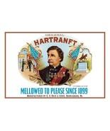 General Hartranft Cigars - Art Print - $19.99+