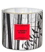 White Barn Candle Company Bath and Body Works 3-Wick Scented Candle w/Es... - $29.69