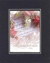 Happy Anniversary . . . 8 x 10 Inches Biblical/Religious Verses set in D... - $11.14