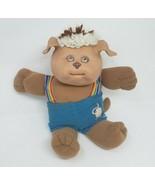 VINTAGE 1983 CABBAGE PATCH KIDS KOOSAS DOLL STUFFED ANIMAL PLUSH TOY BLU... - $36.47