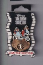 Chip D dale pin  Soda Fountain and studio store LE Authentic Disney pin - $95.00