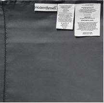 Modern Threads 1200 Thread Count Tri-Blend 6-Piece Sheet Set Platinum QUEEN NEW. image 3
