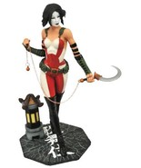DIAMOND SELECT TOYS Femme Fatales: Kabuki PVC Statue - $38.12