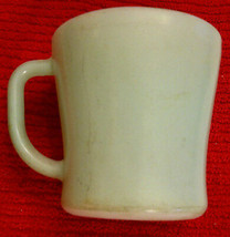 Federal Coffee Mug Cup Pastel Green Cottage Chic Table-scape Mid Century... - $19.75
