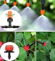 Drip Irrigation Kit 82ft/25m Micro Automatic Irrigation System image 1