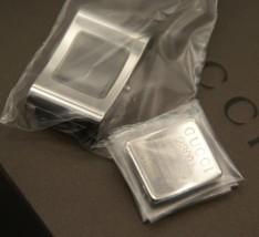 NIB Gucci  Replacement Case Set - 2300 L - Silver Tone - $79.95