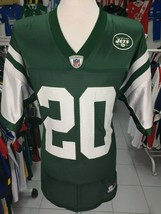 Trikot New York Jets (L)#20 Thomas Jones NFL Shirt Jersey Reebok - $31.45