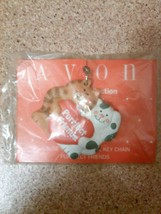Avon Gift collection purrfect friends cause you're special keychain cat ... - $9.99
