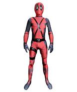 Kids 3D Deadpool Full Bodysuit Cosplay Costume Halloween Lycra Spandex J... - $84.99+