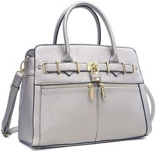 Marco Fashion Handbag (6750)~Packlock Handbag For Women` Signature Fash... - $79.28