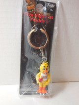 Funko Five Nights at Freddy's Chica Keychain Key Ring New - $6.29