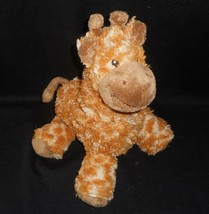 First Impressions Baby Brown Tan Spotted Giraffe Stuffed Animal Plush Soft Toy - $22.21