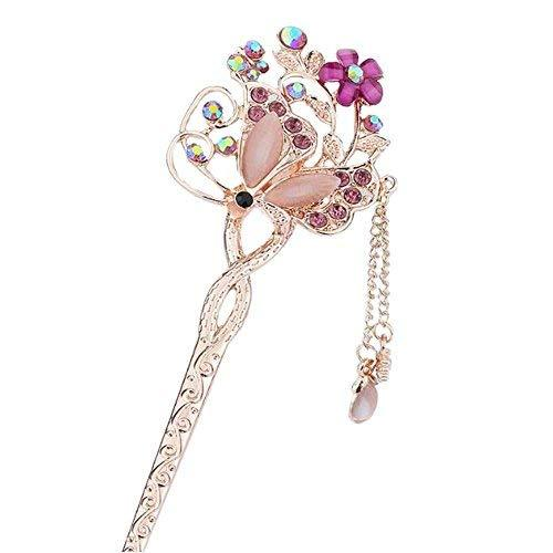 Primary image for Hair Pin -Chinese Style Tassels Girls Hair Pin Hair Stick