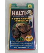 Halti Headcollar Size 4 Large Dogs Pull Free Collar W Training Manual  - $8.99