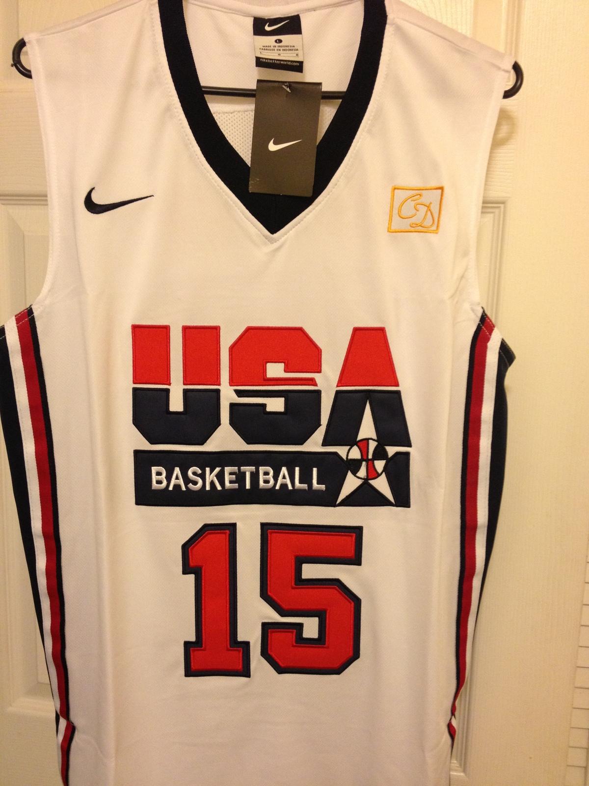 Earvin Magic Johnson USA Dream Team Jersey image 2
