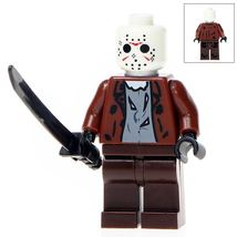 Jason Voorhees Friday the 13th The Serial Killer Horror Movie Lego Minifigures - $1.99