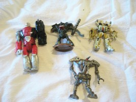 4 Metal Figures Marvel toys collectible collection boys super heroes her... - $9.50