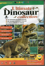 Ultimate Clipart Dinosaurs Royalty Free Scalable Clip Art in WMF + Browser - $4.04