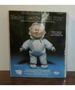 "Baby Leslie Soft Sculpture Dool Kit Valiant 16"" Trish Powers - $9.74"