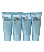 Estee Lauder Take It Away Makeup Remover Lotion 1oz X 4 Tubes All Skin T... - $17.29
