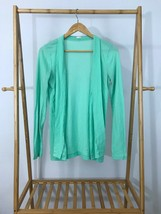 J. Crew Women's Always Open Cardigan Thin Knitted Sweater Size S - $9.07